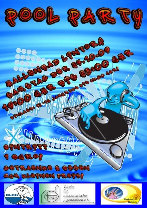 Hallenbad Disco 2009