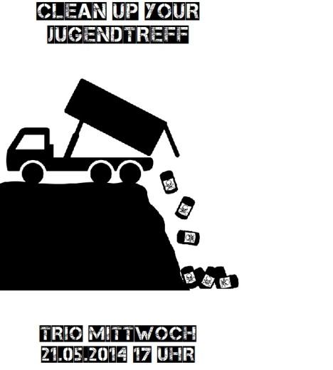 Clean up your Jugendtreff 2014