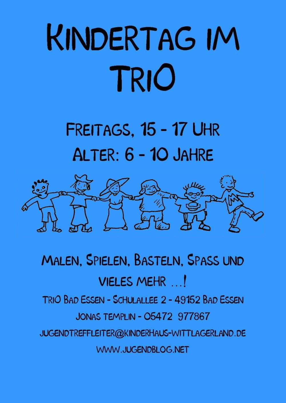 Kindertag TriO front Publisher 01.11