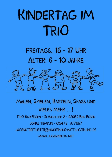 Kindertag TriO front Publisher 01.11