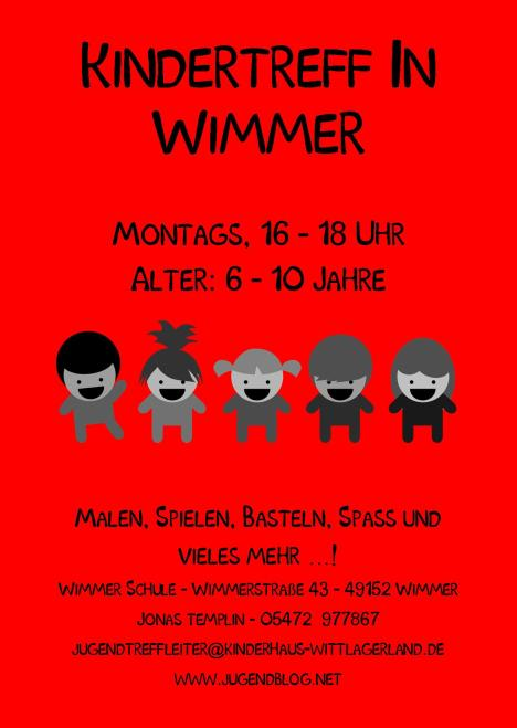 Kindertag Wimmer-Schule front Publisher 01.11.2014
