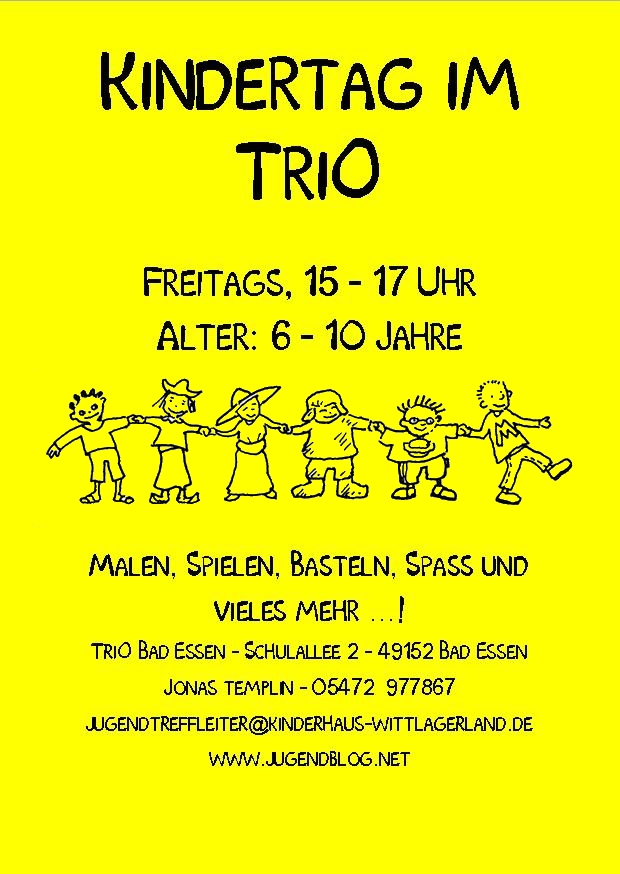 Kindertag TriO front Publisher 01.01.2015 Gelb