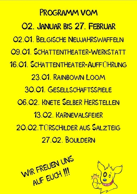 Kindertag TriO rück Publisher 01.2015 Gelb