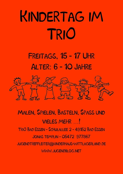 Kindertag TriO front Publisher 03.2015 Rot