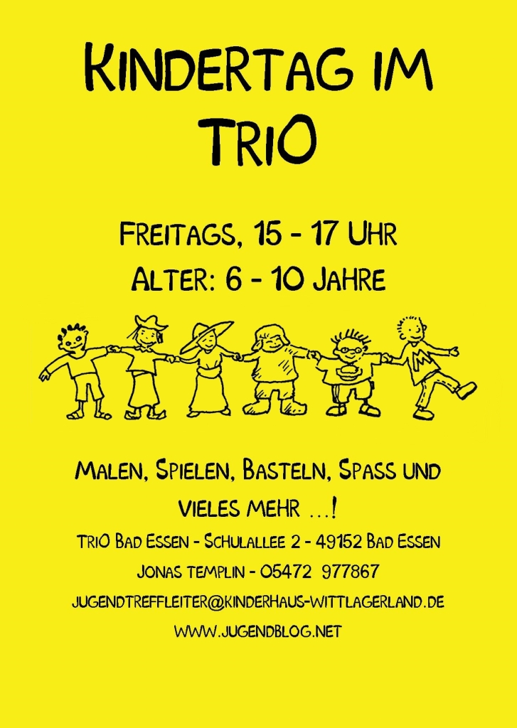 Kindertag TriO Front Publisher 09.2015 gelb