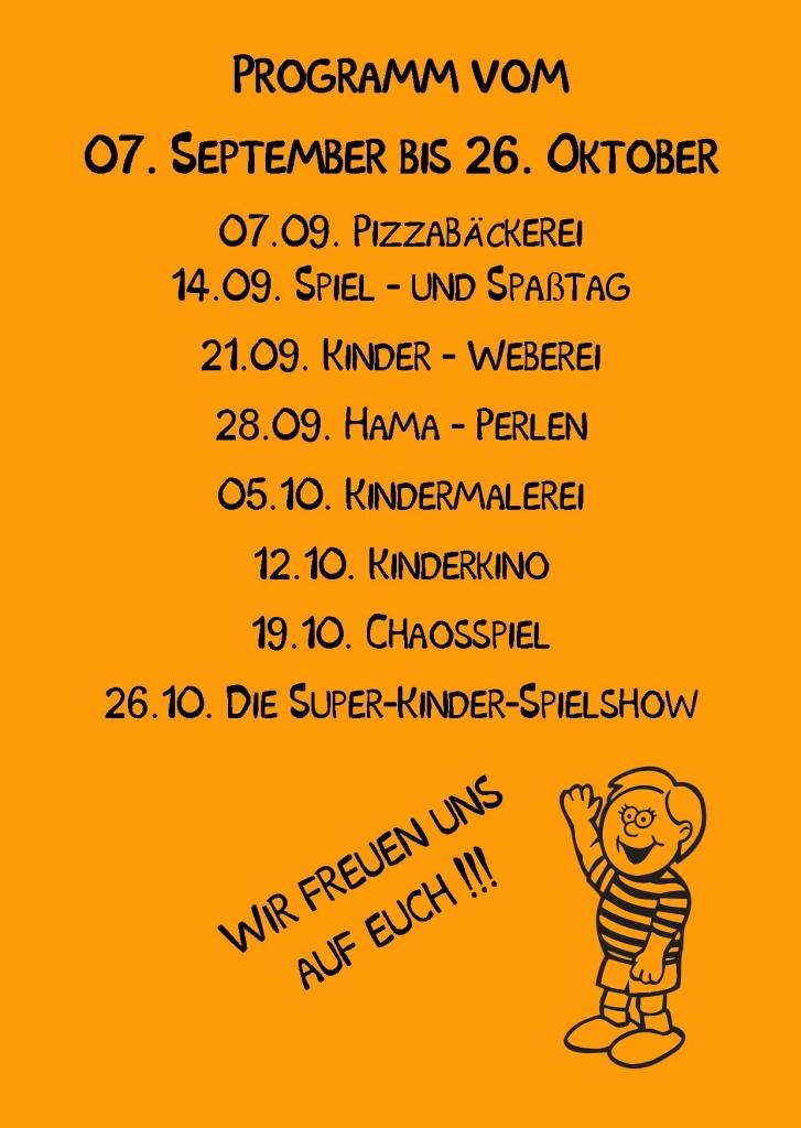 Kindertreff Wimmer-Schule rück Publisher 09.2015 orange