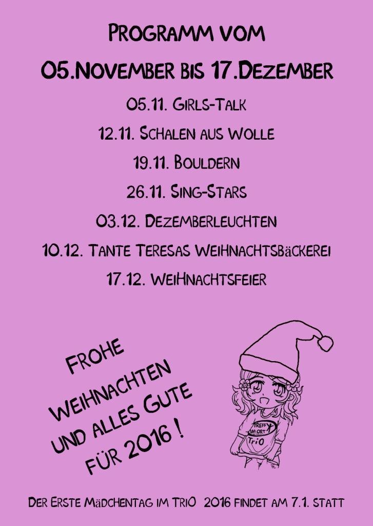 Mädchentag TriO rück Publisher  11.2015