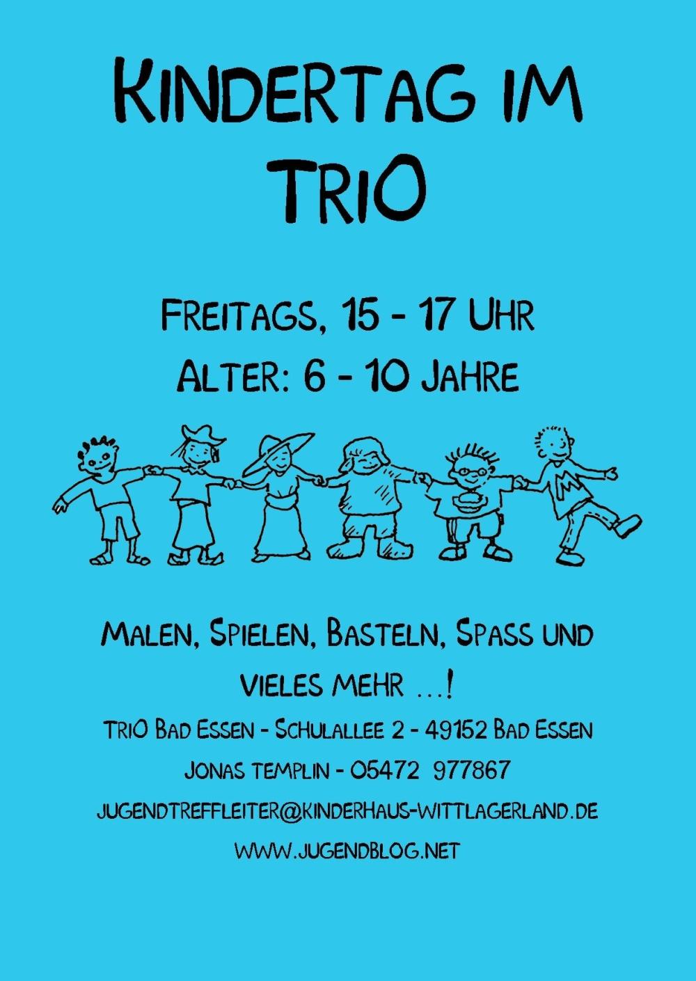 Kindertag TriO Front Web