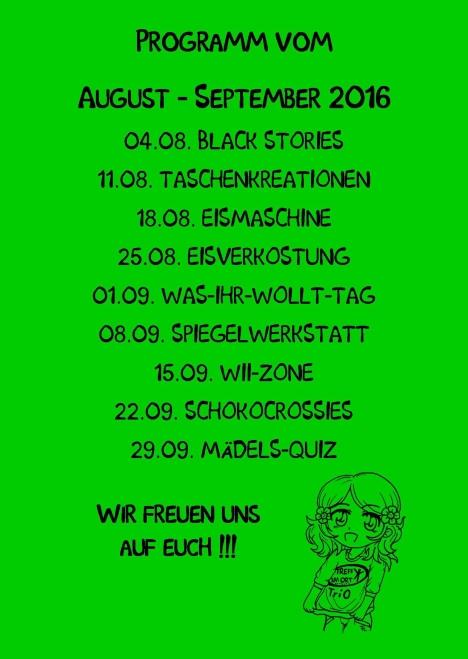 Mädchentag TriO rück Publisher  08.2016 grün