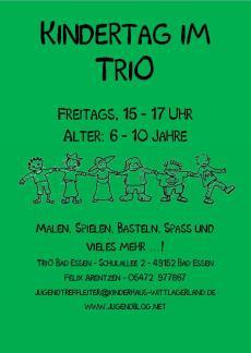 Kindertag TriO Front Publisher