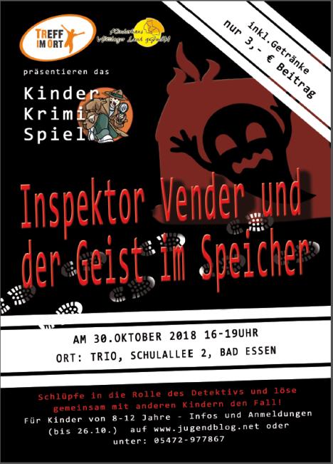 Flyer für Jugendblog
